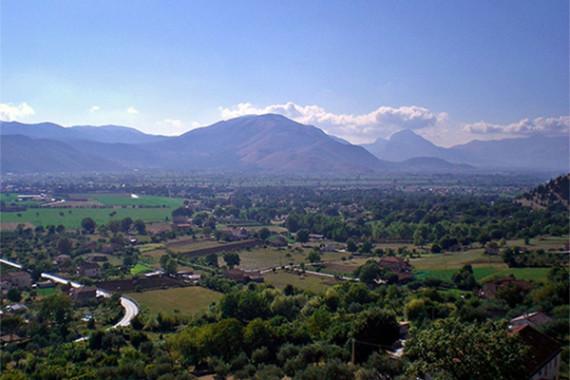 """Stretta un'intesa con la Comunità Montana """"Vallo del Diano"""""""