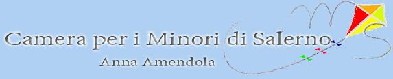 sito della Camera Minorile di Salerno
