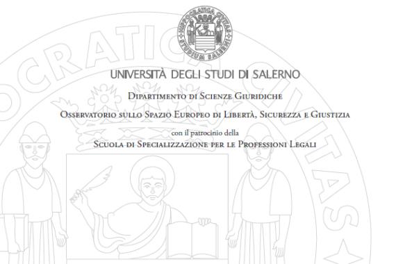 24-25 ottobre  – Convegno Convenzione CEDU e Ordinamento Italiano